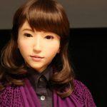 Robot Erica u ulozi televizijske voditeljice