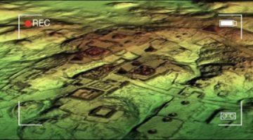 Otkriveno 60 000 majanskih građevina