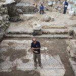 U Izraelu pronađen tajanstveni mozaik