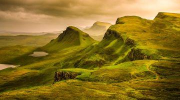 Na otoku Skye otkriveni minerali iz svemira