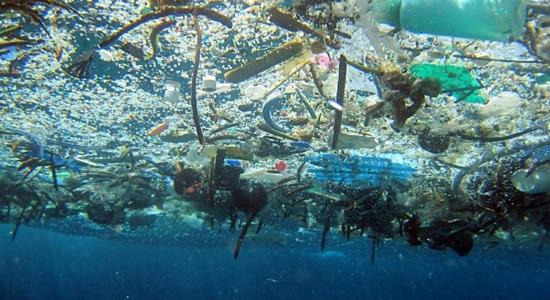 Čišćenje otpada iz oceana