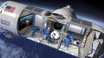 """Aurora Station"" - prvi hotel u svemiru"