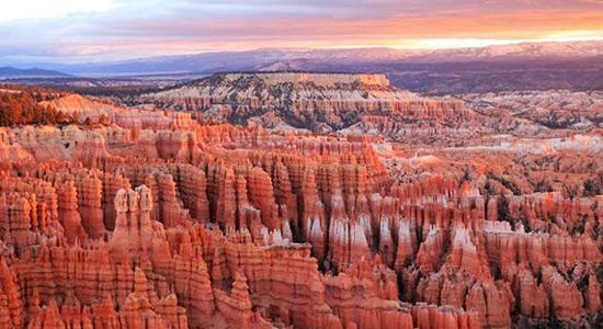 Nacionalni park Bryce Canyon