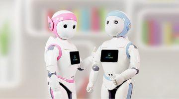 iPal – robot koji čuva djecu