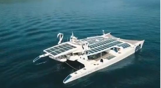 """Ekološki brod """"Energy Observer"""""""