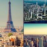 KVIZ - Koji je tvoj idealan grad za život?