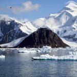 Antarktika skriva vulkane