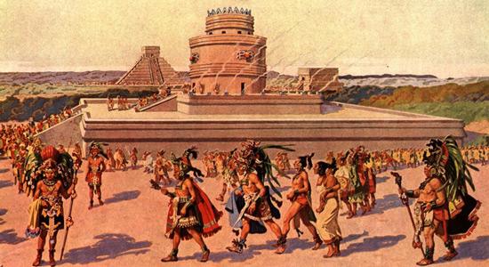 Bolest koja je pomorila Asteke