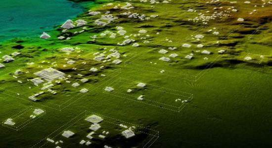 Skeniranjem otkriven drevni grad