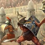 U Pompejima pronađena freska gladijatora